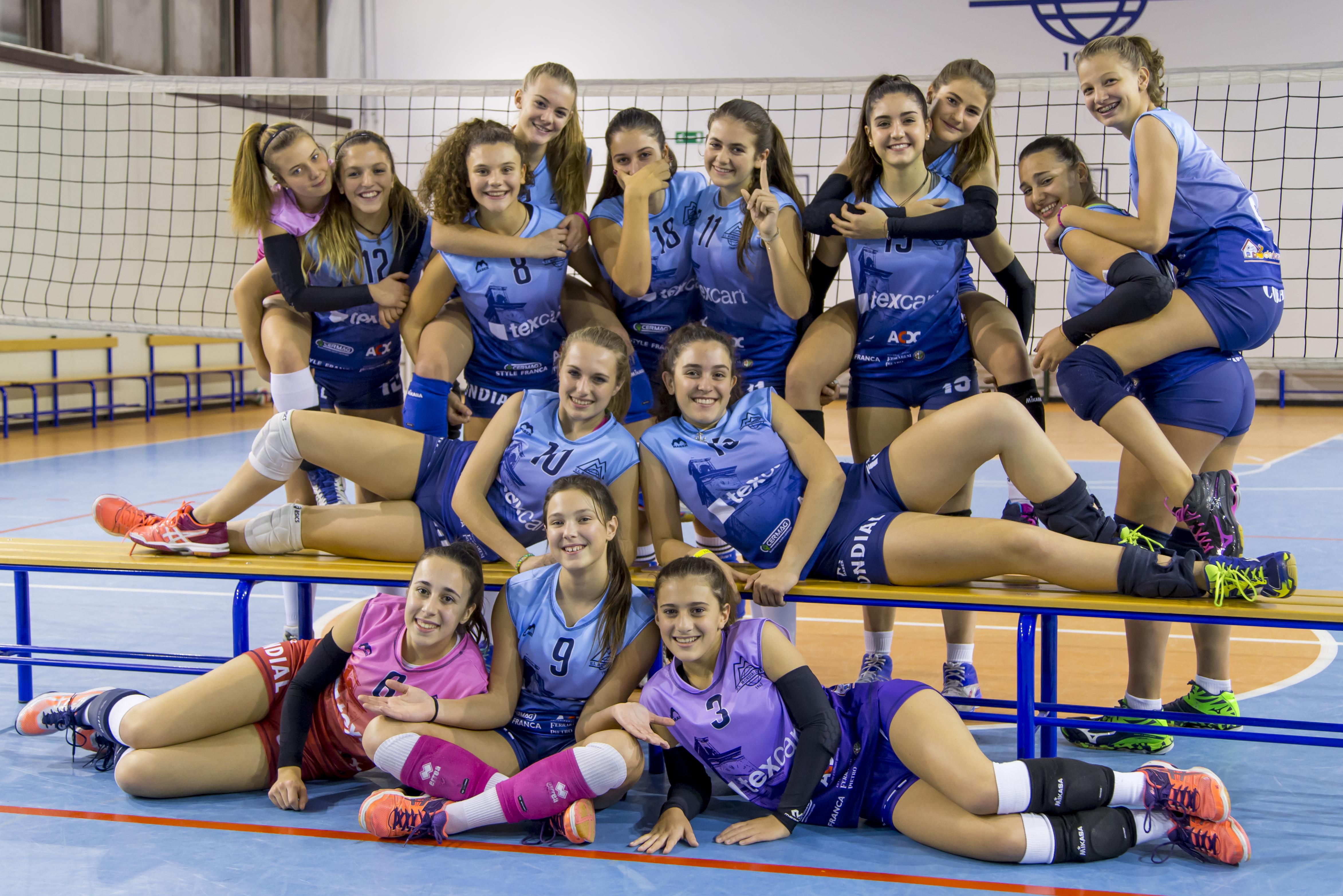 Foto squadra U16 Texcar3