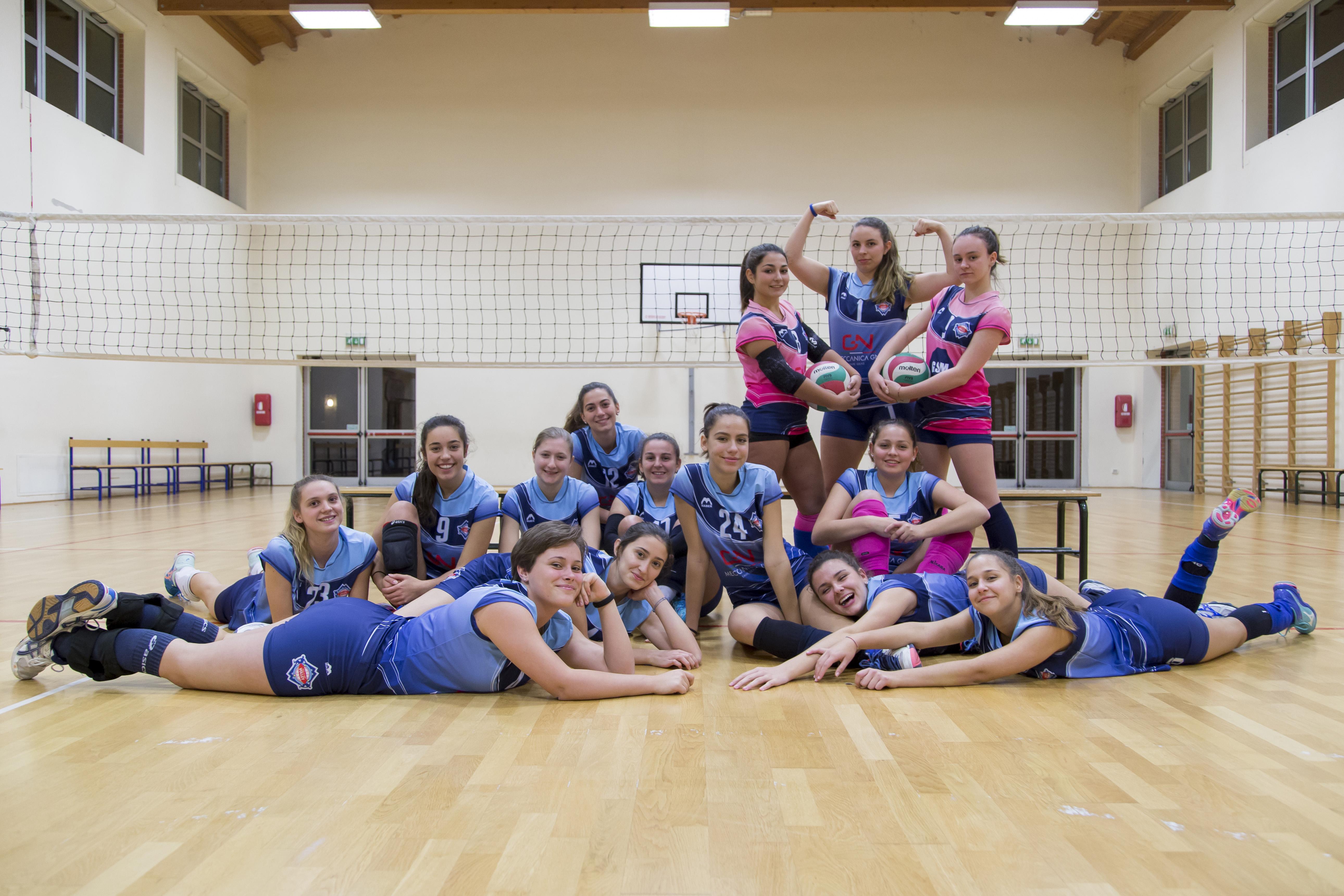 Foto squadra U18 1