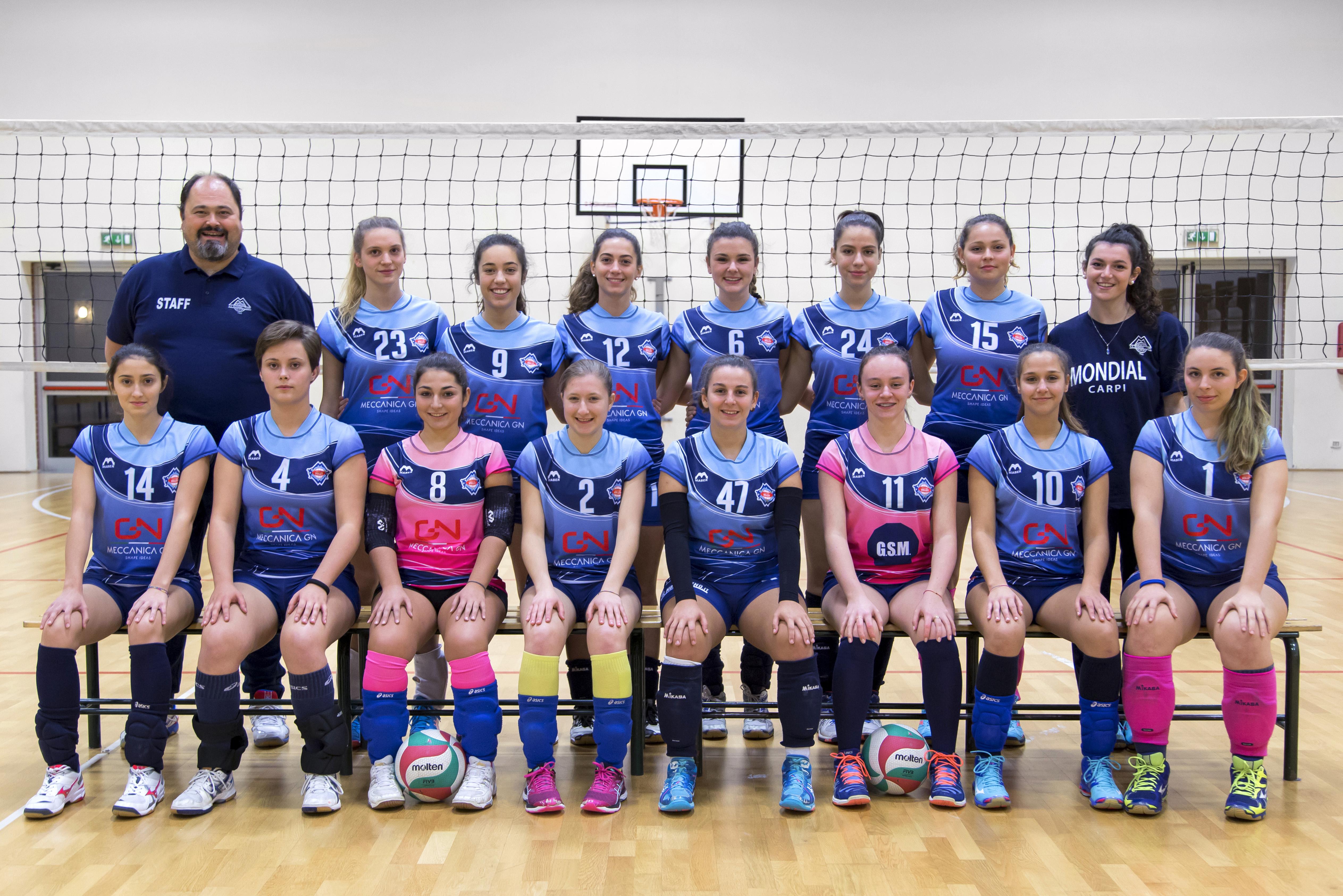 Foto squadra U18