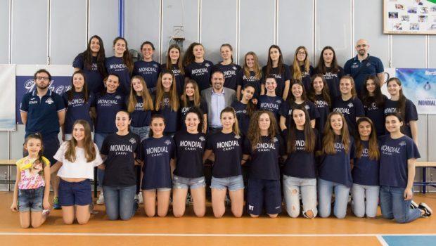 Il Sindaco e Assessore allo Sport di Carpi Alberto Bellelli e il responsabile Ufficio Sport Alessandro Flisi, hanno voluto personalmente congratularsi con le nostre ragazze, campionesse provinciali under 16 […]