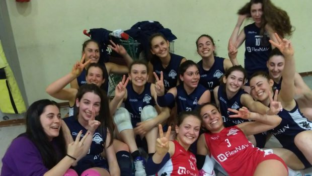 PROMOZIONE è quella conquistata ieri sera sul campo del Soliera 150 dalle ragazze di Fabri dopo una lunga stagione passata anche attraverso la sconfitta di domenica scorsa in finale del […]