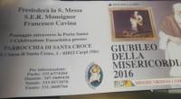 La società Mondial invita i propri tesserati a presenziare all'incontro che si terrà Domenica 29 Maggio presso la parrocchia di Santa Croce. Ritrovo ore 16.30, viene richiesto di indossare la […]